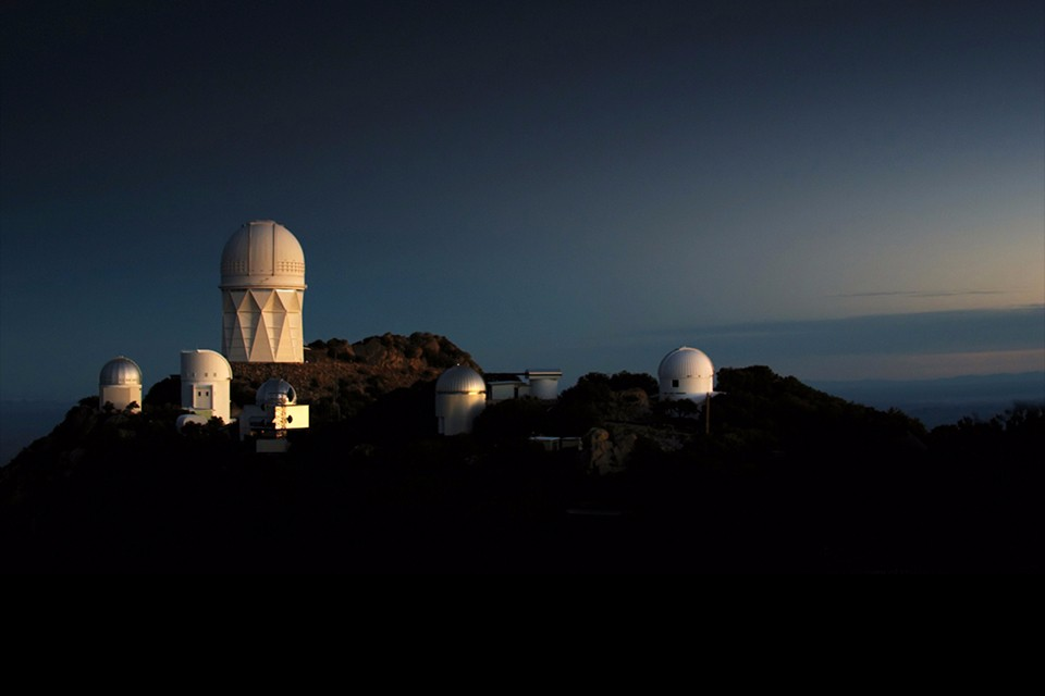Dark Energy Telescope DESI that will create the most extensive 3D map of the universe